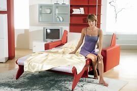 wm logenplatz mit schlafkomfort und clevere raumteiler. Black Bedroom Furniture Sets. Home Design Ideas